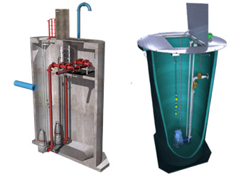 Engineered Packaged Lift Stations